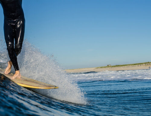 初心者必見。ロングボードシングルフィンの特徴