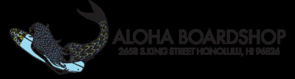 アロハボードショップ 公式オンラインストア Logo