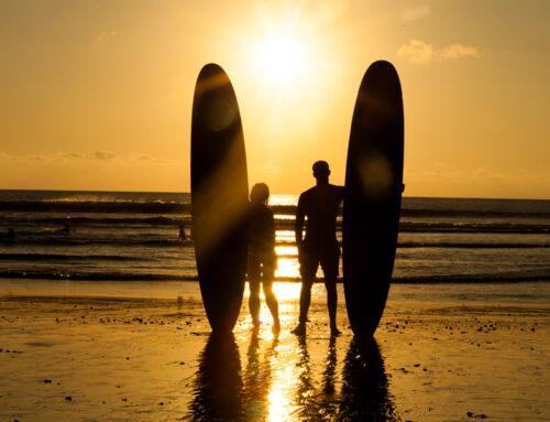 サーフィンを始めたばかり、これから始める人に伝えたい、サーフィンの11の魅力
